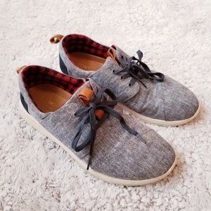 TOMS Cabrillo Lace Up Sneakers